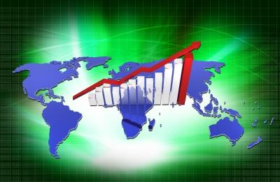 """""""Business Graph"""". Freedigitalphotos.net."""
